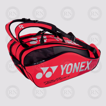 Yonex Pro 9 Racquet Bag 9829 - Red - Full