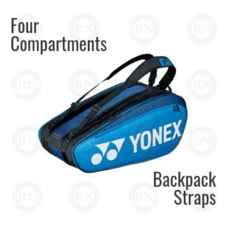 Yonex Pro Series 920212 Racquet Bag in Deep Blue