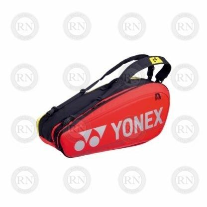 Yonex Pro Series 92026 Racquet Bag in Red