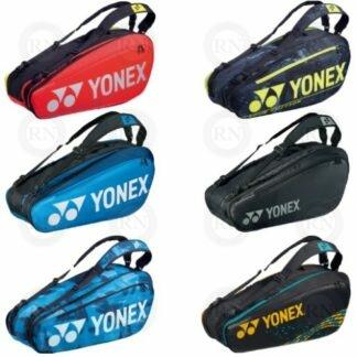 Yonex Pro Series 92026 Racquet Bag in all 6 colours