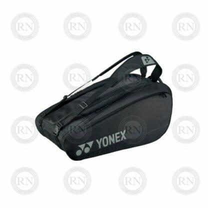 Yonex Pro Series 92029 Racquet Bag in Black