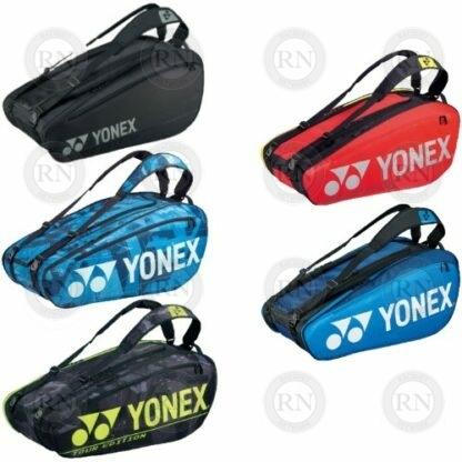 Yonex Pro Series 92029 Racquet Bag in all colours