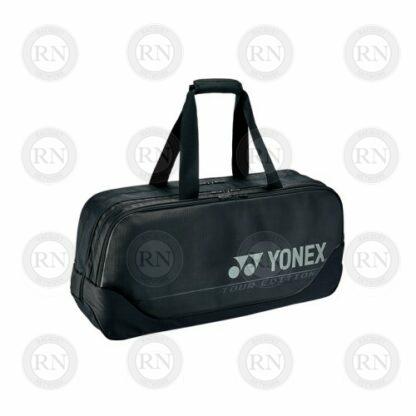 Yonex Pro Series 92031W Tournament Bag in Black