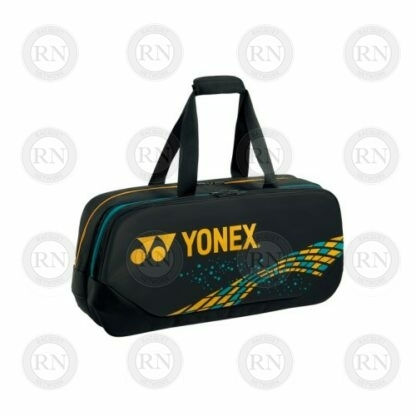 Yonex Pro Series 92031W Tournament Bag in Camel Gold