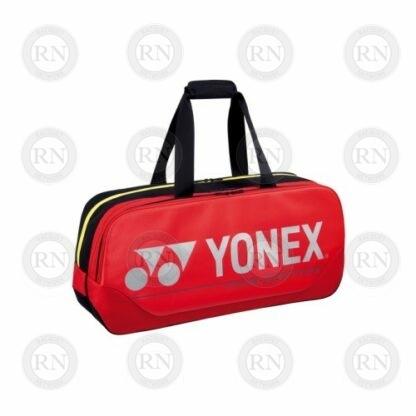 Yonex Pro Series 92031W Tournament Bag in Red