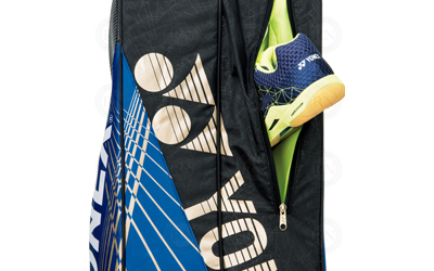 Yonex Racquet Bag Technology - Shoe Pocket