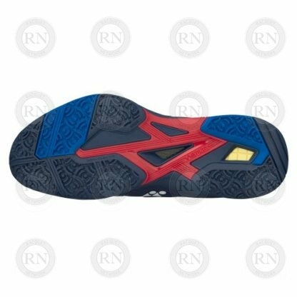 Product knock out showing the sole of Yonex Sonicage 2 Wide Tennis Shoes