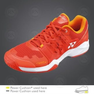Yonex Sonicage Men's Tennis Shoe Orange