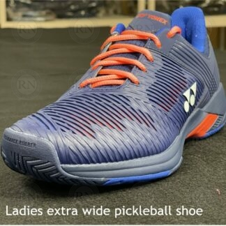 Catalog image of a Yonex ladies extra-wide pickleball shoe