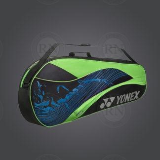 Yonex Team 3 Racquet Bag 4823 Lime