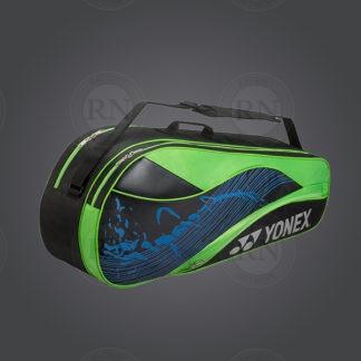 Yonex Team 6 Racquet Bag 4826 Lime
