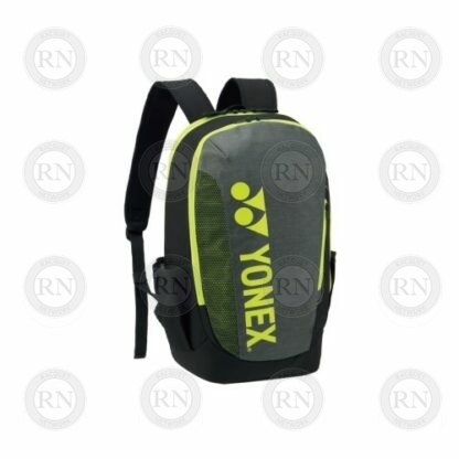 Yonex Team Series 42112S Backpack in Black and Yellow