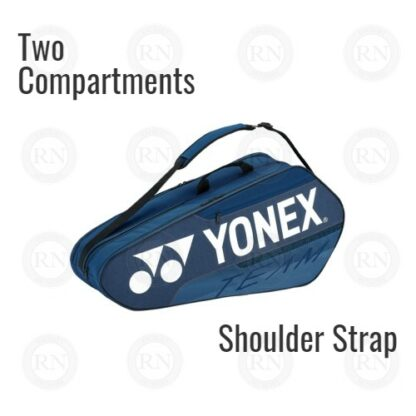 Yonex Team Series 42126 Racquet Bag in Blue