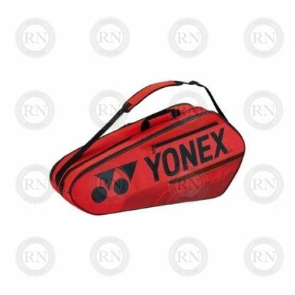 Yonex Team Series 42126 Racquet Bag in Red