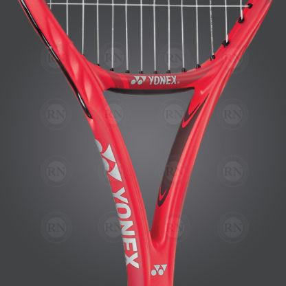 Yonex VCORE FEEL Tennis Racquet - Red - 250g - Throat