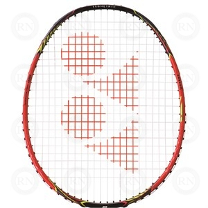 Product Knock Out of Yonex Voltric Lin Dan Force Badminton Racquet Crystal Red Head