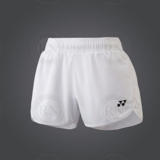 Yonex Women's TEAM Short YW0004 White