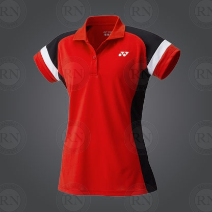 Yonex Women's Team Polo YW0002 Red