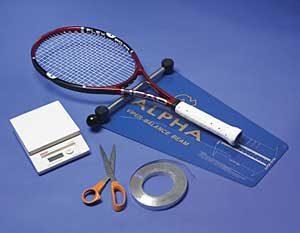 Alpha Racquet Balancer