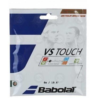 Babolat VS Touch Natural Tennis String - Half Set - 16 Gauge