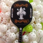Manta Fleur-de-lis 4G Pickleball Paddle