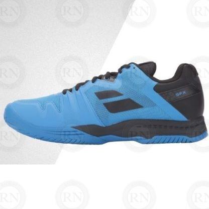 sfx 3 Mens all court shoe Blue