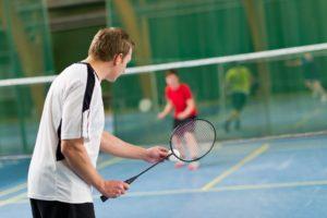 Where to play badminton in Calgary