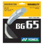 Yonex BG65 Badminton String