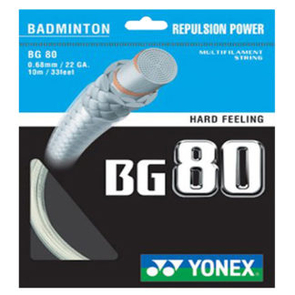YONEX BG80 BADMINTON STRING