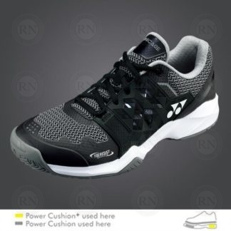 yonex sonicage tennis shoes black